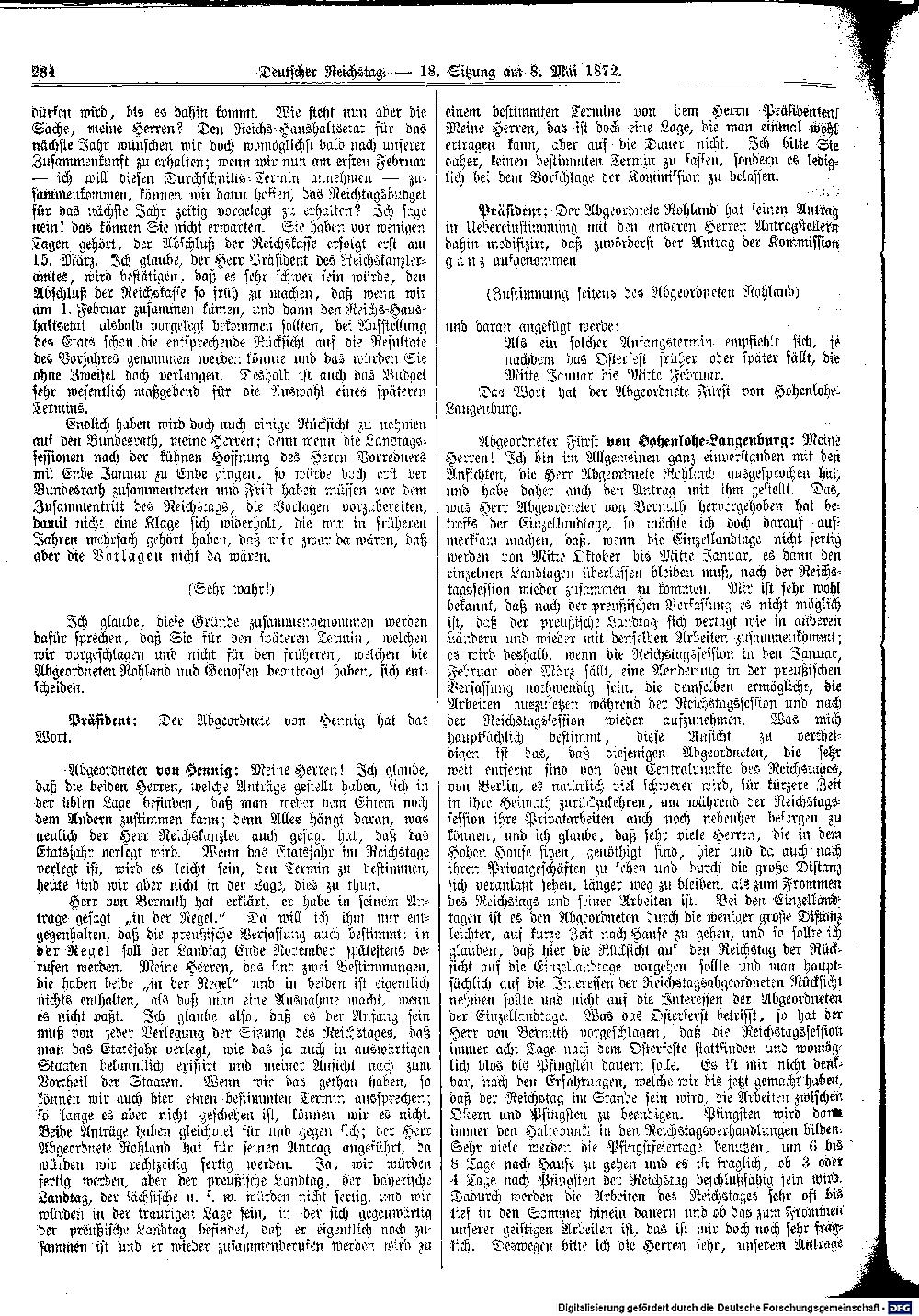 Scan of page 284