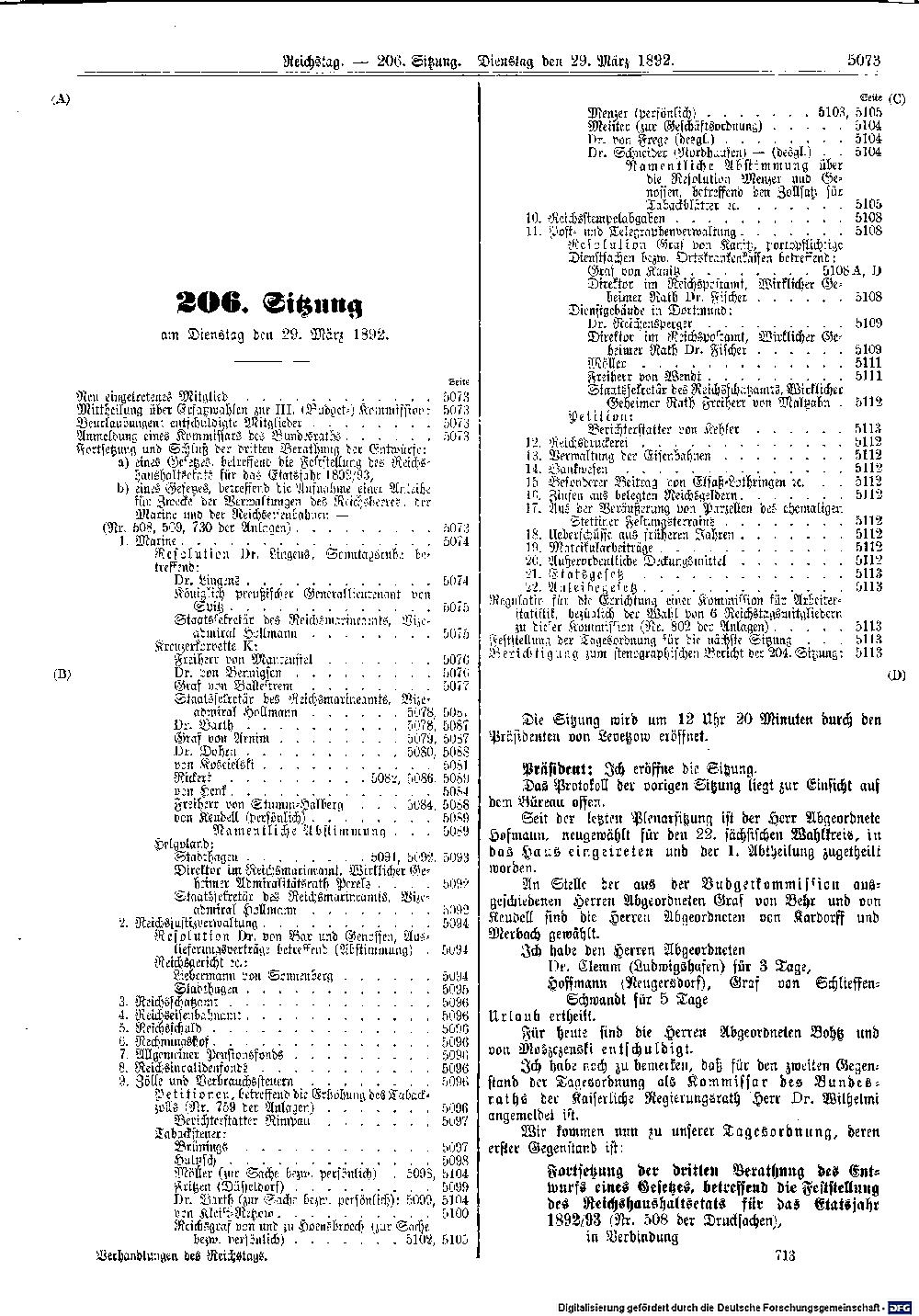 Scan of page 5073